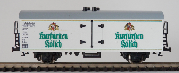 Beu, 2015, Kurfürsten Kölsch, Grundmodell BTTB/ Tillig