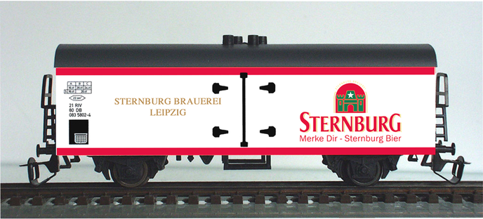 2014, STERNBURG – Merke die – Sternburg Bier, Grundmodell BTTB/ Tillig
