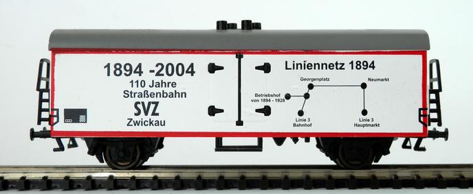 Nr.   4101  Heine,   2004, 110 Jahre SVZ Zwickau