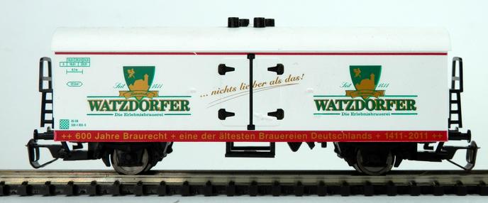 Heine,   2011, WATZDORFER – 600 Jahre Braurecht